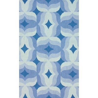 Oneil Blue Multi Lydia Rug Rug Size: 76 x 96