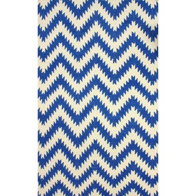 Orner Blue Corry Rug Rug Size: 5 x 8