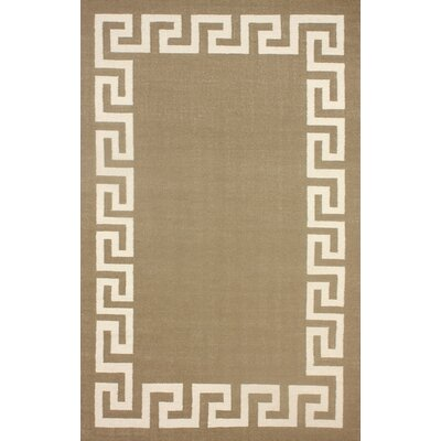 Orner Brown East Hampton Rug Rug Size: 5 x 8