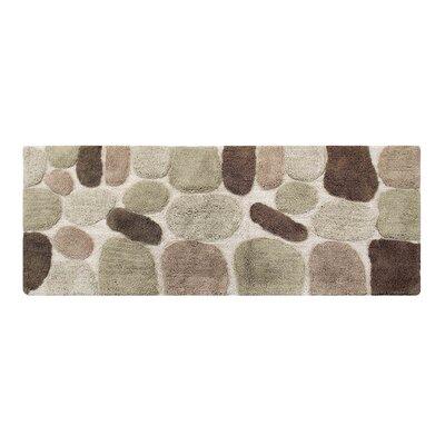 Gallager Bath Mat Color: Khaki