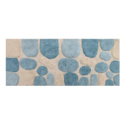 Gallager Bath Mat Color: Aquamarine
