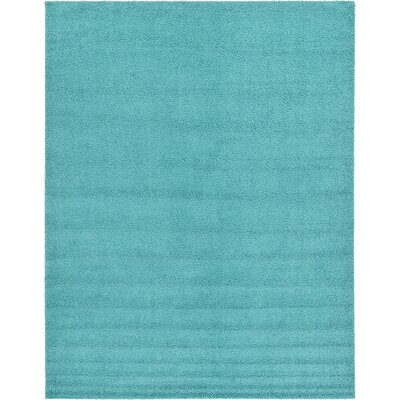 Nicolaus Turquoise Area Rug