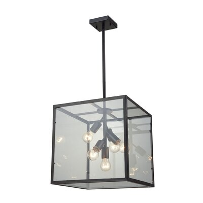 Sanibel 5-Light Geometric Pendant