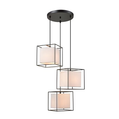 Saniveieri 3-Light Geometric Pendant