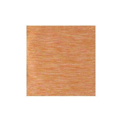 Olney Hand-Woven Orange/Red Indoor/Outdoor Area Rug Rug Size: 76 x 96