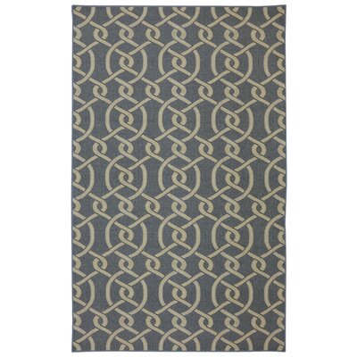 Solomon Navy Area Rug