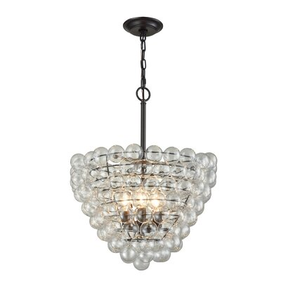 Odoms 3-Light Mini Chandelier