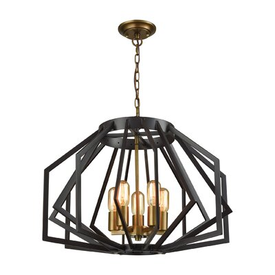 Mcnemar 5-Light Foyer Pendant