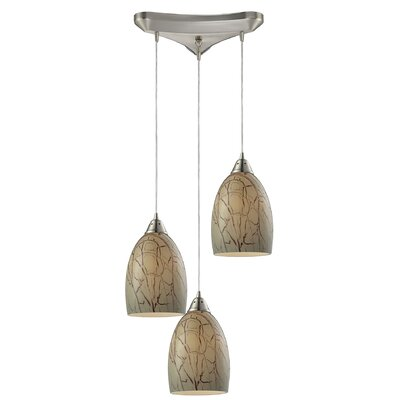 Nostrand 3-Light Pendant