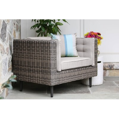 Kenn Single Arm Chair with Cushion