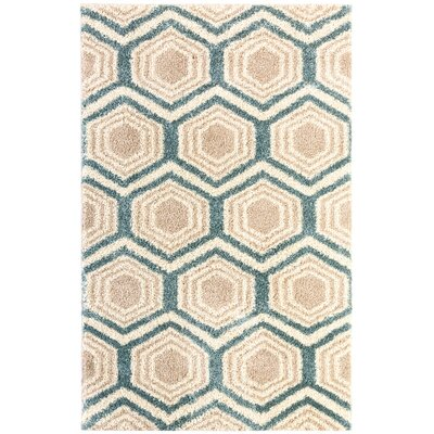 Meadows Tan Area Rug Rug Size: Rectangle 5 x 8