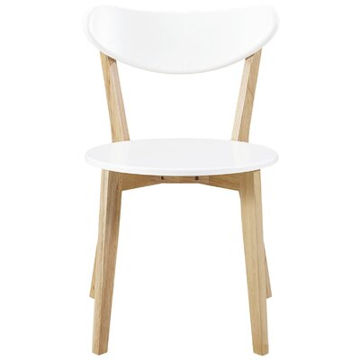 Bryant Retro Modern Upholstered Dining Chair