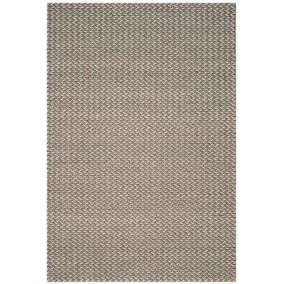 Sinope Hand-Tufted Camel/Gray Area Rug Rug Size: 8 x 10