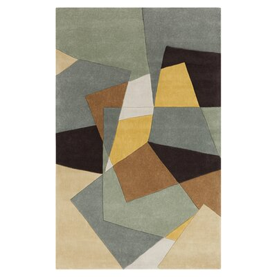 Kelch Dried Oregano/Quince Yellow Rug Rug Size: Rectangle 2 x 3
