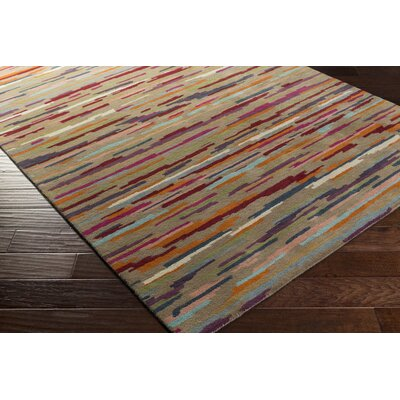 Cassady Hand-Tufted Area Rug Rug size: Rectangle 9 x 12