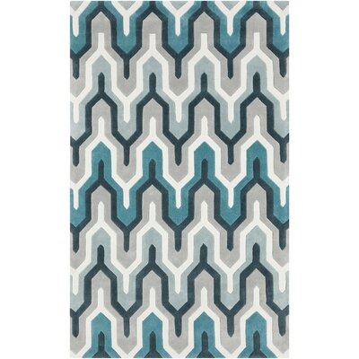 Kelch Hand-Tufted Area Rug Rug Size: Rectangle 8 x 11
