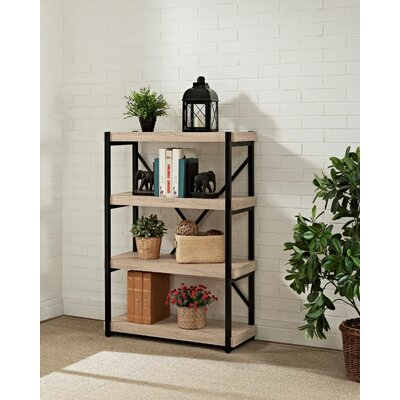 Cooksey 44 Etagere Bookcase