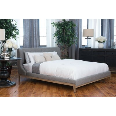 Audra Upholstered Panel Bed