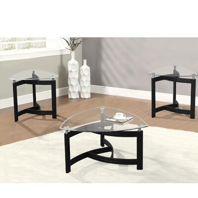 Middle Village 3 Piece Coffee Table Set
