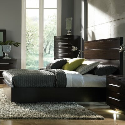 Inna Platform Bed Size: King