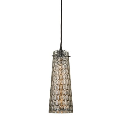 Toomey 1-Light Mini Pendant