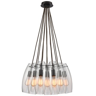 Topete 12-Light Pendant