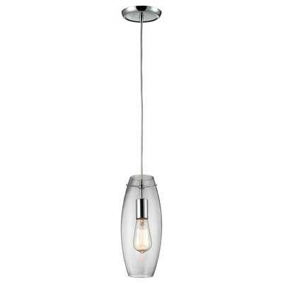 Topete 1-Light Mini Pendant