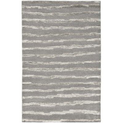 Avonmore Grey Area Rug Rug Size: 15 x 11