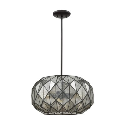 Carolan 3-Light Globe Pendant