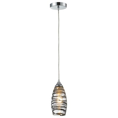 Goudy 1-Light Mini Pendant