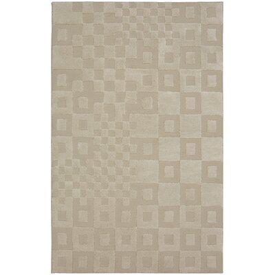 Oglesby Tile Time Beige Area Rug Size: 5 x 8