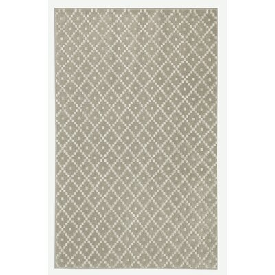 Spartan Cream Area Rug Rug Size: Rectangle 8 x 10