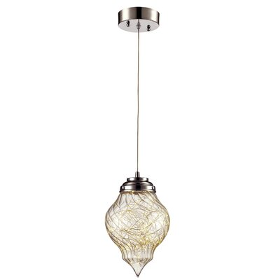 Ohanlon 1-Light Mini Light Pendant