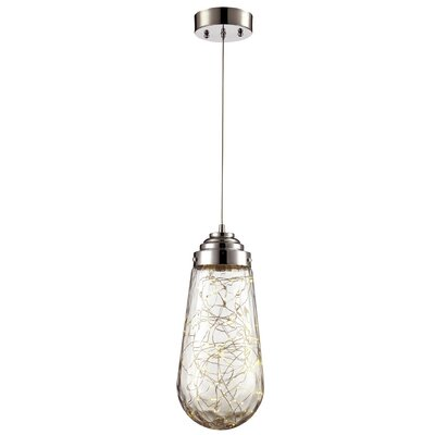 Ohman 1-Light Mini Light Pendant