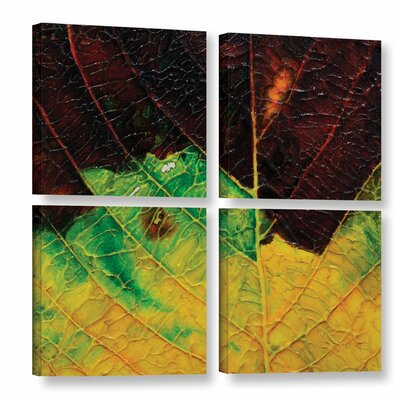 Axioma VIII 4 Piece Painting Print on Wrapped Canvas Set