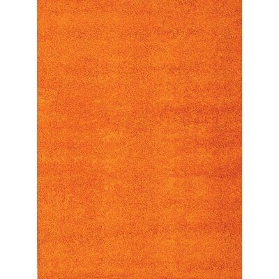 Olivas Orange Indoor/Outdoor Area Rug