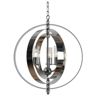 Pilger 5-Light Foyer Pendant