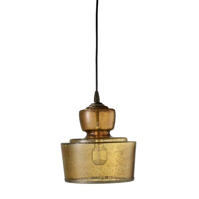Penman Large Pendant Shade Color: Clear