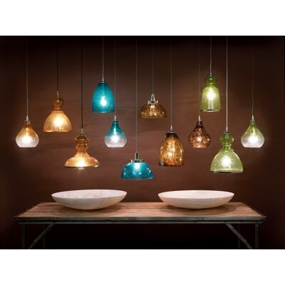Penman Pendant Shade Color: Mercury