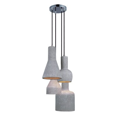 Brayden Studio Olszewski 4-Light Mini Pendant