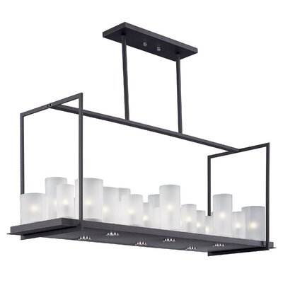 Ragan 29-Light Kitchen Island Pendant