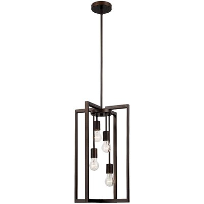 Oquendo 4-Light Foyer Pendant
