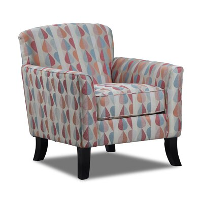 Steinber Simmons Upholstery Club Chair Color: Carnivale