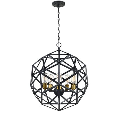 Severn Beach 5-Light Foyer Pendant