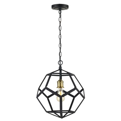 Severn Beach 1-Light Globe Pendant