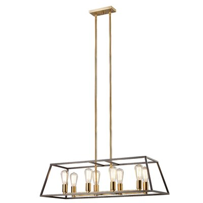 Sheredan 8-Light Kitchen Island Pendant