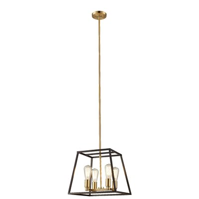 Sheredan 4-Light Foyer Pendant