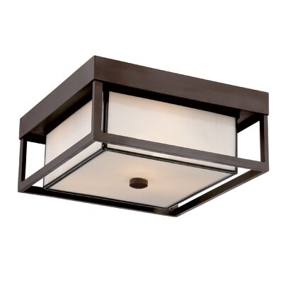 Sonia 3-Light Flush Mount
