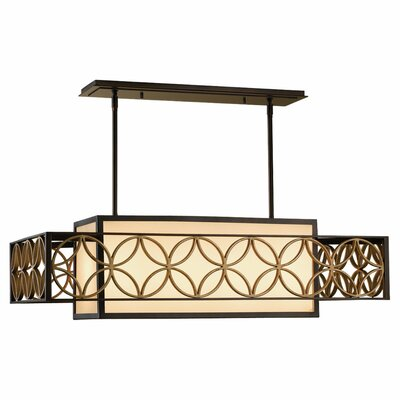 Carreiro 4-Light Kitchen Island Pendant
