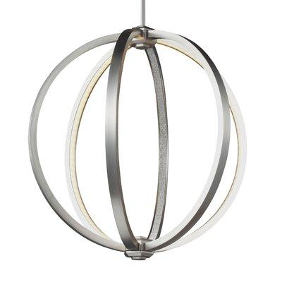 Krell Globe Pendant Finish: Oil Rubbed Bronze